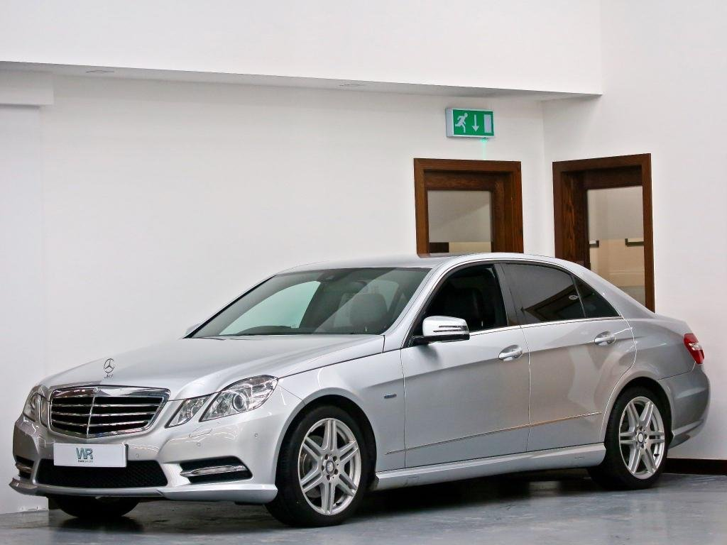 USED 2012 62 MERCEDES-BENZ E CLASS 2.1 E250 CDI BlueEFFICIENCY Sport 7G-Tronic Plus (s/s) 4dr HEATED SEATS+ P/SENORS +XENONS