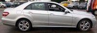 2012 MERCEDES-BENZ E CLASS 2.1 E220 CDI BlueEFFICIENCY Avantgarde G-Tronic (s/s) 4dr £7500.00