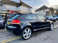 USED 2007 07 AUDI A3 2.0 TFSI S line Special Edition 3dr SAT NAV+BOSE+LEAHTER
