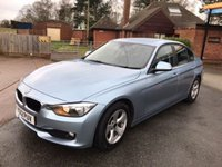 2012 BMW 3 SERIES 2.0 320D EFFICIENTDYNAMICS 4d 161 BHP £6990.00