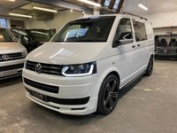 USED 2015 65 VOLKSWAGEN TRANSPORTER VW Transporter 160ps AC Custom Kombi Finance arranged with HP plans available from no deposit and upto ten years.