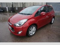 USED 2010 60 HYUNDAI IX20 1.4 STYLE CRDI 5d 89 BHP ONLY 39K MILES, £30 ROAD TAX, FULL HISTORY