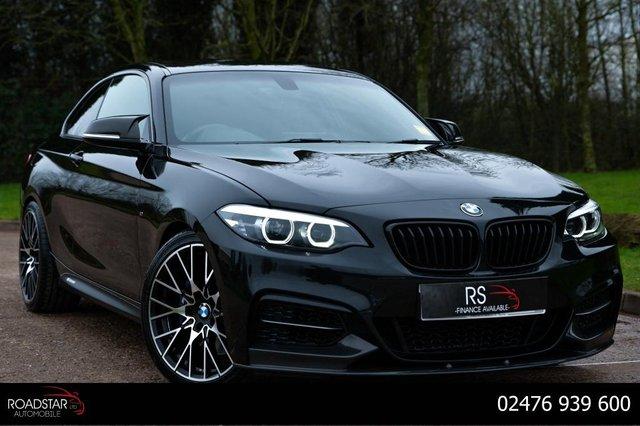 USED 2018 18 BMW M2 3.0 M240i Auto (s/s) 2dr WIDE NAV+19' ALLOY+M BODY KIT
