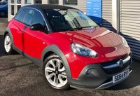 USED 2015 64 VAUXHALL ADAM 1.2 ROCKS AIR 3d 69 BHP