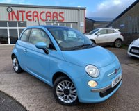 2015 FIAT 500 1.2 LOUNGE 3d 69 BHP £4995.00