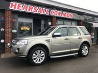 2011 LAND ROVER FREELANDER 2.2 SD4 HSE 5d 190 BHP £9500.00