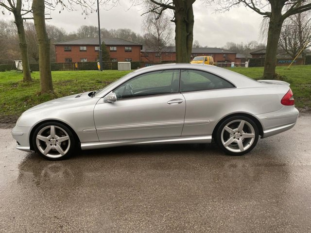 USED 2007 57 MERCEDES-BENZ CLK 3.0 CLK320 CDI SPORT 2d 222 BHP ALLOY WHEELS, FULL LEATHER INTERIOR, PADDLE SHIFT, ELECTRIC WINDOWS, ELECTRIC POWER FOLD DOOR MIRRORS, SATELLITE NAVIGATION, RADIO/CD, CLIMATE CONTROL, CRUISE CONTROL, MULTI FUNCTION STEERING WHEEL