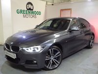 USED 2015 65 BMW 3 SERIES 335d M Sport Auto xDrive (s/s) 4dr