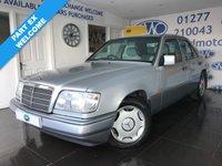 1994 MERCEDES-BENZ E CLASS 2.2 E220 4d 150 BHP £4695.00