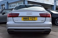 USED 2016 16 AUDI A6 2.0 TDI QUATTRO S LINE 4d 188 BHP COMES WITH 6 MONTHS WARRANTY