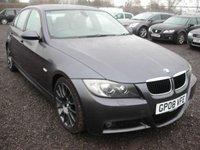 2008 BMW 3 SERIES 2.0 320D EDITION M SPORT 4d 174 BHP £3595.00