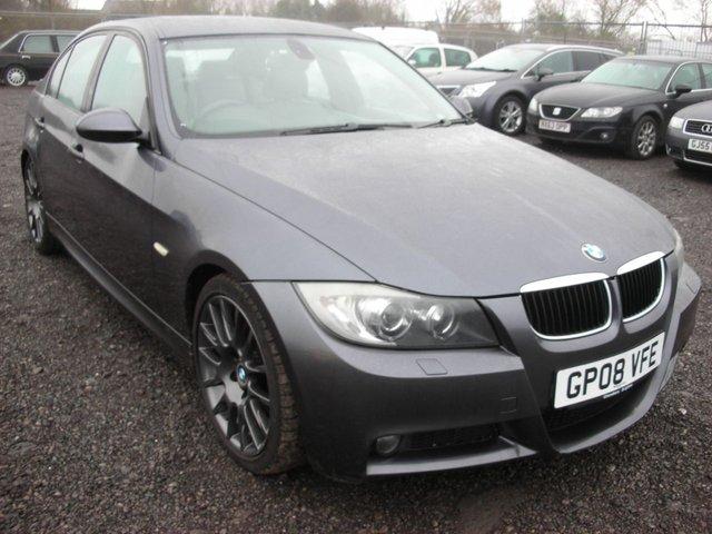 2008 08 BMW 3 SERIES 2.0 320D EDITION M SPORT 4d 174 BHP