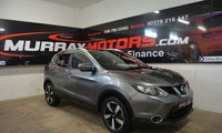 2016 NISSAN QASHQAI 1.5 DCI N-TEC PLUS *PANORAMIC SUNROOF* £12250.00