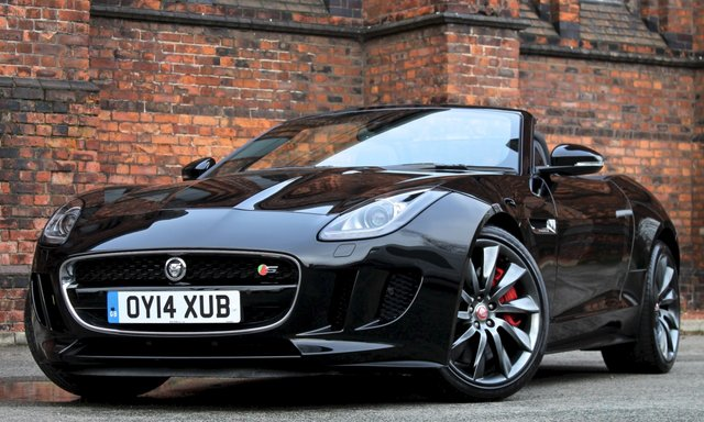 2014 14 JAGUAR F-TYPE 5.0 V8 S 2d 495 BHP [ PERFORMANCE SEATS ]