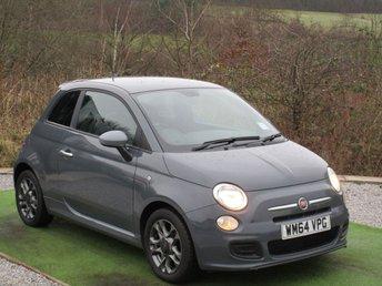 2014 FIAT 500 1.2 S 3d 69 BHP £4490.00