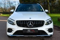 USED 2016 16 MERCEDES-BENZ GLC CLASS 2.1 GLC220d AMG Line (Premium) G-Tronic 4MATIC (s/s) 5dr PAN ROOF+360 CAMERA+20' ALLOYS