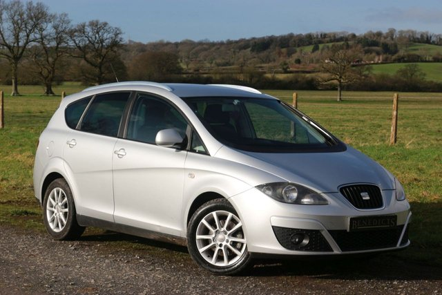 2011 61 SEAT ALTEA XL 1.6 CR TDI ECOMOTIVE SE 5d 103 BHP