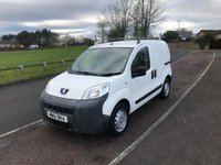 USED 2011 61 PEUGEOT BIPPER S 1.4 HDI NO VAT