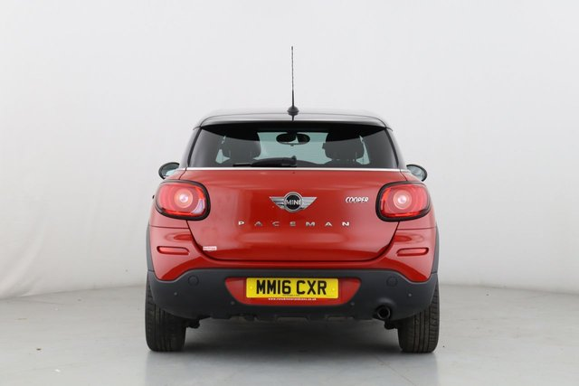 MINI PACEMAN at Ron Skinner and Sons