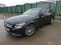 USED 2016 16 MERCEDES-BENZ C CLASS 2.1 C220 D SE 5d 170 BHP SATVAV LEATHER CRUISE CLIMATE SATELLITE NAVIGATION. STUNNING BLACK MET WITH FULL BLACK LEATHER TRIM. ELECTRIC SEATS. CRUISE CONTROL. 16 INCH ALLOYS. COLOUR CODED TRIMS. BLUETOOTH PREP. REVERSE CAMERA. CLIMATE CONTROL WITH AIR CON. R/CD PLAYER. MFSW. MOT 01/21. SERVICE HISTORY. PRESTIGE SUV CENTRE LS23 7FR. TEL 01937 849492 OPTION 1