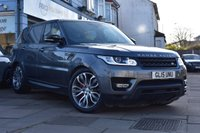 USED 2015 15 LAND ROVER RANGE ROVER SPORT 3.0 SDV6 HSE DYNAMIC 5d 288 BHP COMES WITH 6 MONTHS WARRANTY