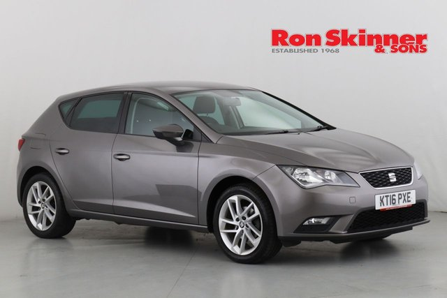 View our 2016 16 SEAT LEON 1.2 TSI SE 5d 110 BHP
