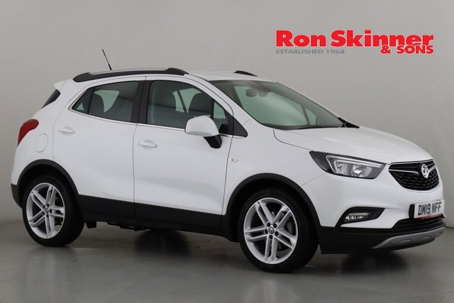 View our 2019 19 VAUXHALL MOKKA X 1.4 GRIFFIN PLUS ECOTEC 5d 138 BHP