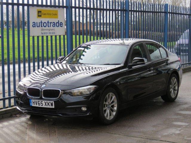USED 2015 65 BMW 3 SERIES 2.0 318D SE 4d 148 BHP Sat Nav Rear Sensors 1 owner ULEZ COMPLIANT Ulez compliant Finance arranged Part exchange available Open 7 days