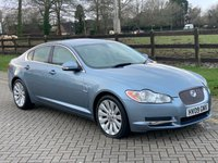 USED 2009 N JAGUAR XF 2.7 PREMIUM LUXURY V6 4d 204 BHP