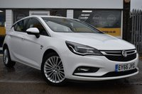 USED 2017 66 VAUXHALL ASTRA 1.6 ELITE CDTI 5d 108 BHP NO DEPOSIT FINANCE AVAILABLE