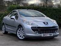2007 PEUGEOT 207 1.6 GT COUPE CABRIOLET HDI 2d 108 BHP £1500.00