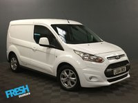 USED 2014 64 FORD TRANSIT CONNECT 1.6 200 LIMITED L1H1  * 0% Deposit Finance Available