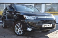USED 2015 15 MITSUBISHI OUTLANDER 2.0 PHEV GX 3H 5d 162 BHP NO DEPOSIT FINANCE AVAILABLE