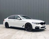 2017 BMW 5 SERIES 2.0 520D XDRIVE M SPORT 4d 188 BHP £25995.00
