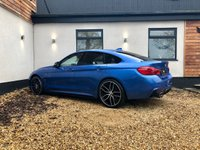 USED 2017 67 BMW 4 SERIES 2.0 420D M SPORT GRAN COUPE 4d AUTO 188 BHP