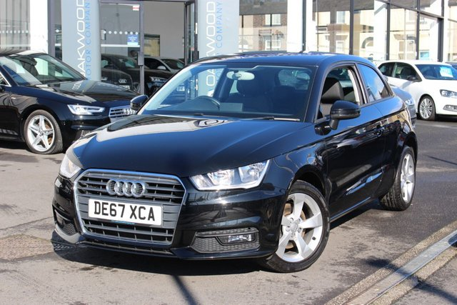 USED 2017 67 AUDI A1 1.4 TFSI Sport (s/s) 3dr