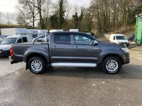 USED 2014 64 TOYOTA HI-LUX 3.0 INVINCIBLE 4X4 D-4D DCB 169 BHP *NO VAT TO PAY*