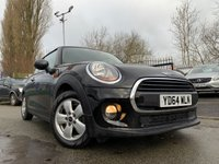 2014 MINI HATCH ONE 1.5 ONE D 3d 94 BHP £6790.00