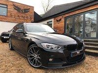 USED 2017 67 BMW 3 SERIES 3.0 335D XDRIVE M SPORT TOURING 5d AUTO 308 BHP