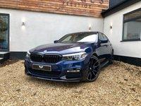 USED 2017 17 BMW 5 SERIES 3.0 530D M SPORT 4d AUTO 261 BHP