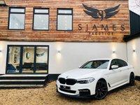 USED 2018 18 BMW 5 SERIES 3.0 530D M SPORT 4d AUTO 261 BHP