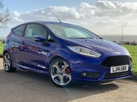 USED 2014 14 FORD FIESTA 1.6 ST-2 3d 180 BHP NO DEPOSIT FINANCE AVAILABLE