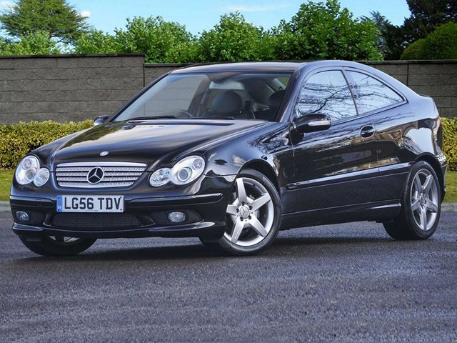 MERCEDES-BENZ C CLASS at Tim Hayward Car Sales