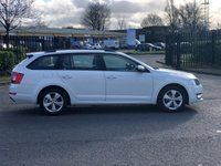 USED 2014 64 SKODA OCTAVIA 1.6 SE BUSINESS GREENLINE III TDI CR 5d 109 BHP