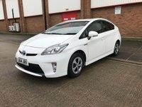 2014 TOYOTA PRIUS 1.8 HYBRID VVTI T4 AUTO 5 SEATS £9750.00