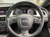 USED 2007 57 AUDI A5 4.2 S5 V8 QUATTRO 2d 354 BHP