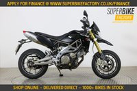 USED 2009 09 APRILIA DORSODURO ALL TYPES OF CREDIT ACCEPTED GOOD & BAD CREDIT ACCEPTED, 1000+ BIKES IN STOCK