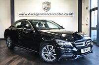 """USED 2014 14 MERCEDES-BENZ C CLASS 2.1 C220 BLUETEC SPORT 4d 170 BHP Finished in a stunning black styled with 17"""" alloys. Upon opening the drivers door you are presented with full black leather interior, full service history, bluetooth, sat nav prep, reversing camera, heated seats, DAB radio, cruise control, rain sensors, mirror package, parking package, active park assist"""