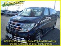 USED 2005 57 NISSAN ELGRAND Rider Autec 3.5 Auto, 8 Seats +62+ELECTRIC CURTAINS+