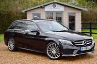 2017 MERCEDES-BENZ C CLASS 2.0 C200 AMG LINE PREMIUM PLUS 5d 184 BHP SOLD